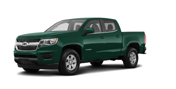 2018 Chevrolet Colorado WT | Photo 6 | Deepwood Green Metallic