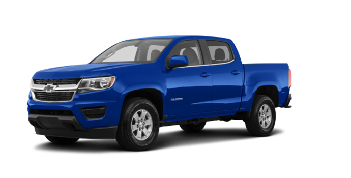 2018 Chevrolet Colorado WT | Photo 6 | Kinetic Blue Metallic