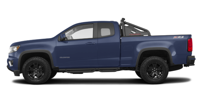 2018 Chevrolet Colorado Z71 | Photo 4 | Centennial Blue Metallic