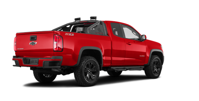 2018 Chevrolet Colorado Z71 | Photo 5 | Red Hot