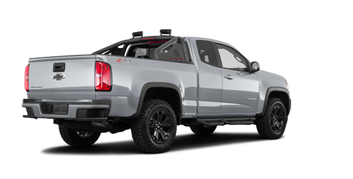 2018 Chevrolet Colorado Z71 | Photo 5 | Silver Ice Metallic