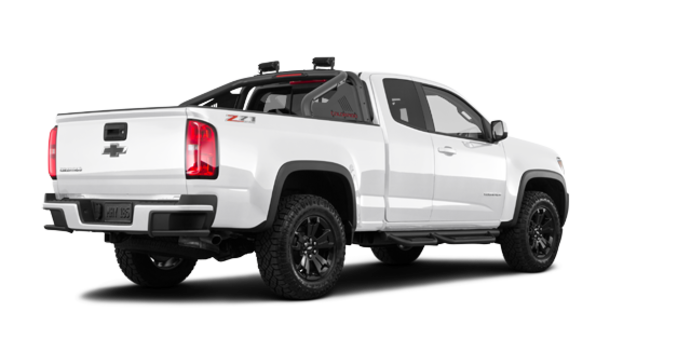 2018 Chevrolet Colorado Z71 | Photo 5 | Summit White
