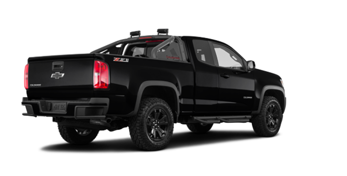 2018 Chevrolet Colorado Z71 | Photo 5 | Black