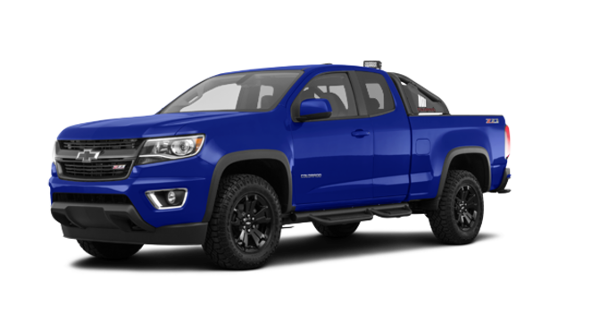 2018 Chevrolet Colorado Z71 | Photo 6 | Kinetic Blue Metallic