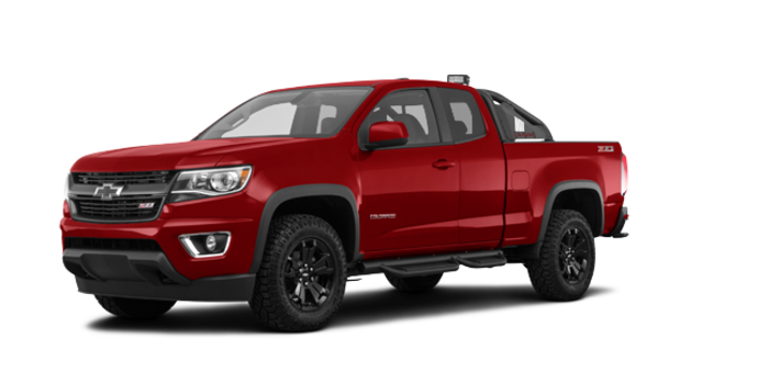 2018 Chevrolet Colorado Z71 | Photo 6 | Cajun red tintcoat