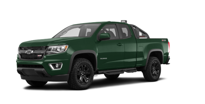 2018 Chevrolet Colorado Z71 | Photo 6 | Deepwood Green Metallic
