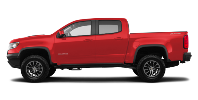 2018 Chevrolet Colorado ZR2 | Photo 4 | Red Hot