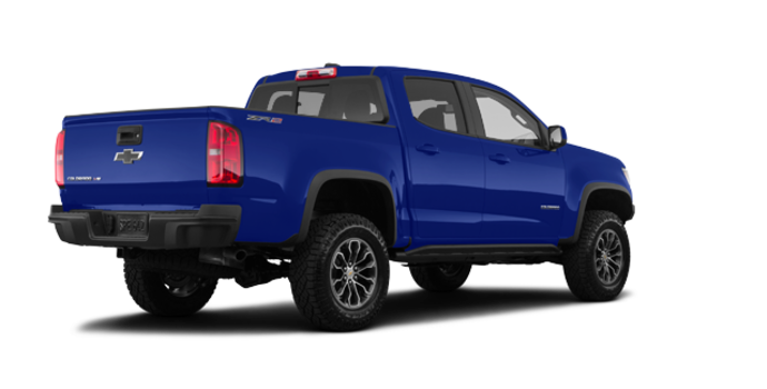 2018 Chevrolet Colorado ZR2 | Photo 5 | Kinetic Blue Metallic