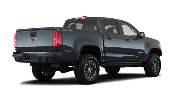 2018 Chevrolet Colorado ZR2 | Photo 5 | Graphite Metallic