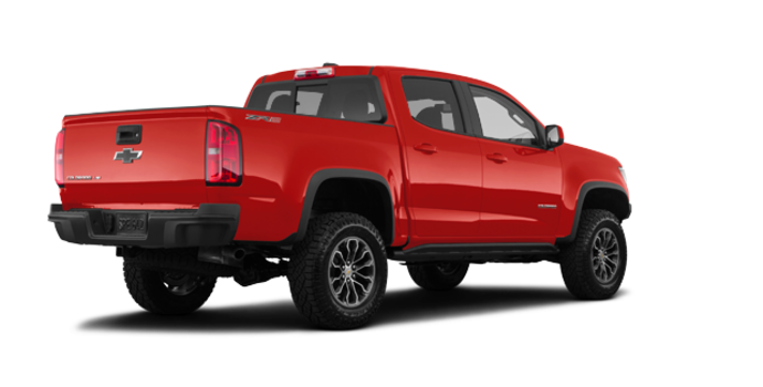 2018 Chevrolet Colorado ZR2 | Photo 5 | Cajun red tintcoat
