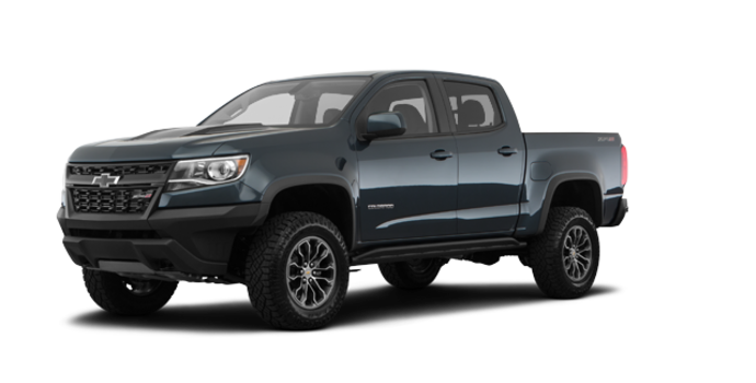 2018 Chevrolet Colorado ZR2 | Photo 6 | Graphite Metallic