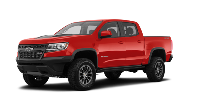 2018 Chevrolet Colorado ZR2 | Photo 6 | Cajun red tintcoat