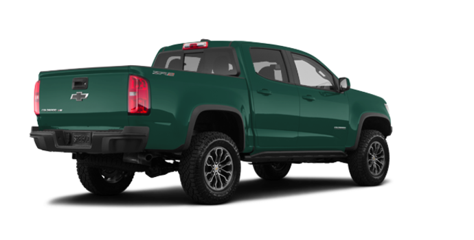 2018 Chevrolet Colorado ZR2 | Photo 5 | Deepwood Green Metallic
