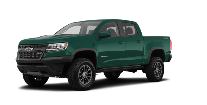 2018 Chevrolet Colorado ZR2 | Photo 6 | Deepwood Green Metallic