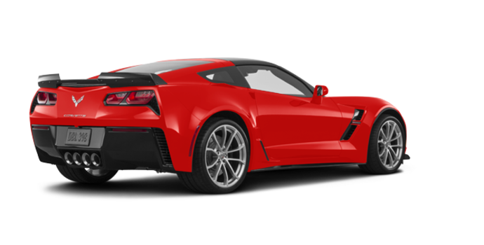 2018 Chevrolet Corvette Coupe Grand Sport 2LT | Photo 5 | Torch Red