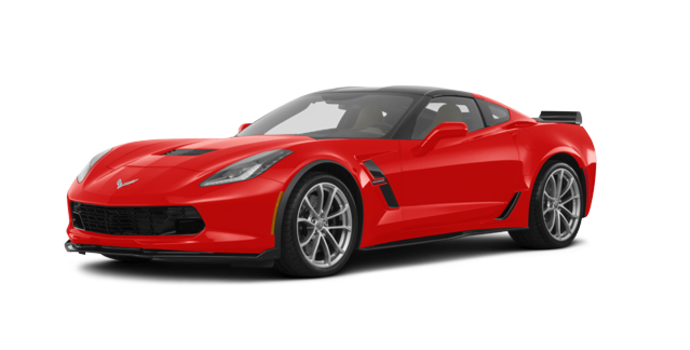 2018 Chevrolet Corvette Coupe Grand Sport 2LT | Photo 6 | Torch Red