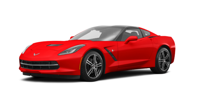 2018 Chevrolet Corvette Coupe Stingray 1LT | Photo 6 | Torch Red