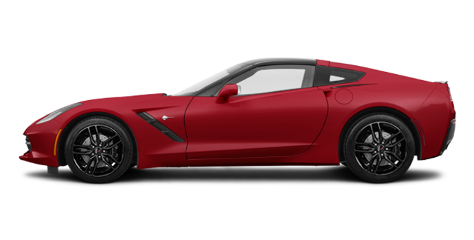 2018 Chevrolet Corvette Coupe Stingray Z51 2LT | Photo 4 | Torch Red