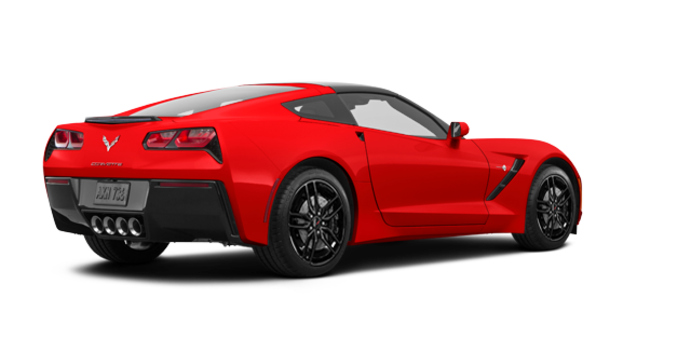 2018 Chevrolet Corvette Coupe Stingray Z51 3LT | Photo 5 | Torch Red