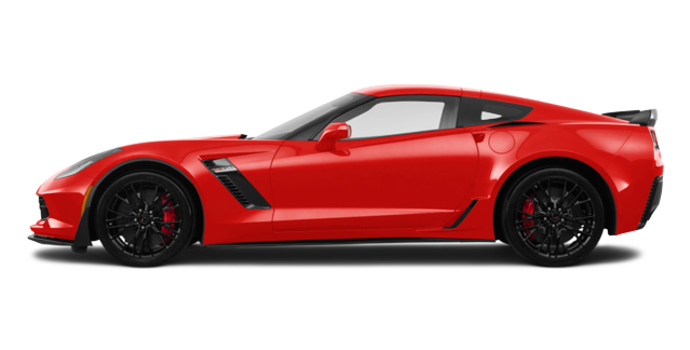 2018 Chevrolet Corvette Coupe Z06 3LZ | Photo 4 | Torch Red