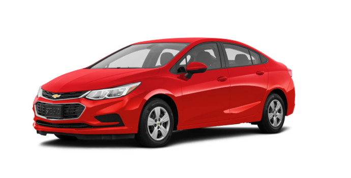 2018 Chevrolet Cruze LS | Photo 6 | Red Hot