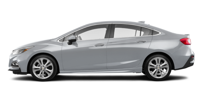 2018 Chevrolet Cruze PREMIER | Photo 4 | Silver Ice Metallic