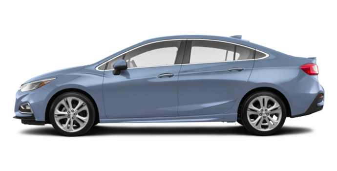 2018 Chevrolet Cruze PREMIER | Photo 4 | Artic Blue Metallic