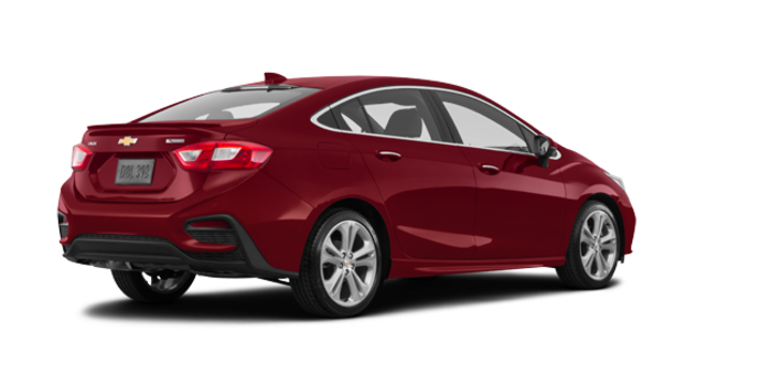 2018 Chevrolet Cruze PREMIER | Photo 5 | Cajun red tintcoat