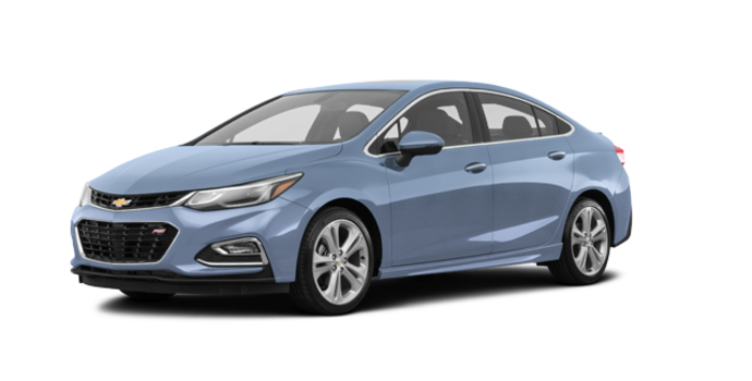 2018 Chevrolet Cruze PREMIER | Photo 6 | Artic Blue Metallic