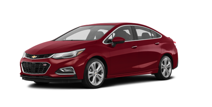 2018 Chevrolet Cruze PREMIER | Photo 6 | Cajun red tintcoat