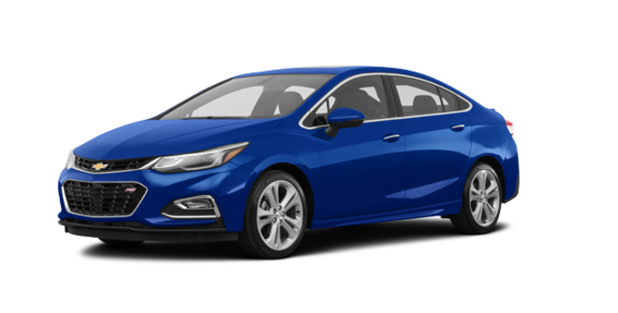 2018 Chevrolet Cruze PREMIER | Photo 6 | Kinetic Blue Metallic