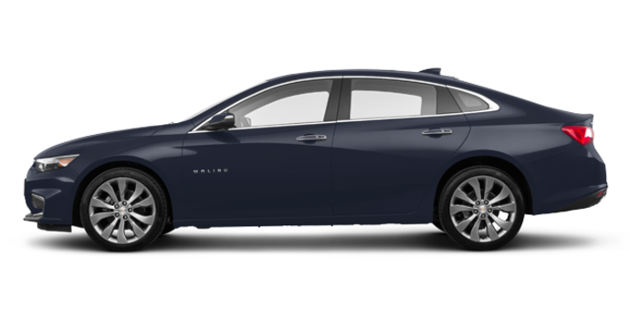 2018 Chevrolet Malibu PREMIER | Photo 4 | Blue Velvet Metallic