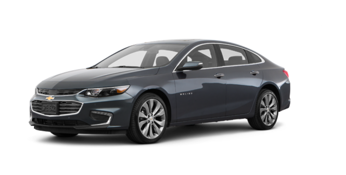2018 Chevrolet Malibu PREMIER | Photo 6 | Nightfall Grey Metallic
