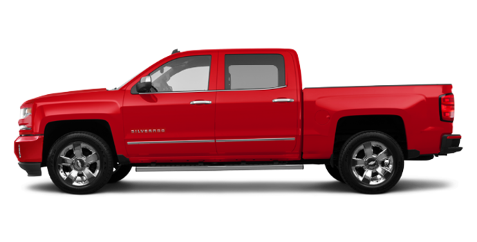 2018 Chevrolet Silverado 1500 LTZ 2LZ | Photo 4 | Red Hot