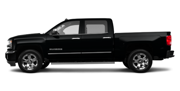 2018 Chevrolet Silverado 1500 LTZ 2LZ | Photo 4 | Black