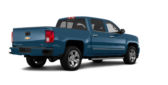 2018 Chevrolet Silverado 1500 LTZ 2LZ | Photo 5 | Deep Ocean Blue Metallic