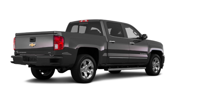 2018 Chevrolet Silverado 1500 LTZ 2LZ | Photo 5 | Graphite Metallic