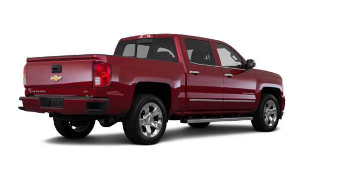 2018 Chevrolet Silverado 1500 LTZ 2LZ | Photo 5 | Cajun red tintcoat