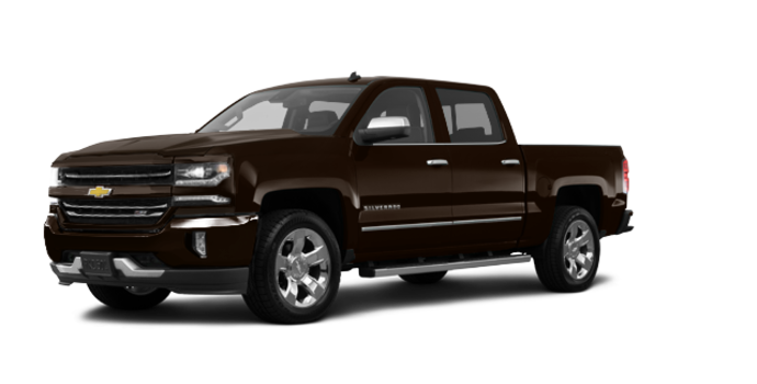 2018 Chevrolet Silverado 1500 LTZ 2LZ | Photo 6 | Havana metallic
