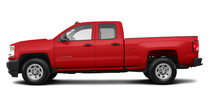 2018 Chevrolet Silverado 1500 WT | Photo 4 | Red Hot