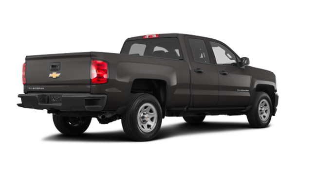 2018 Chevrolet Silverado 1500 WT | Photo 5 | Graphite Metallic