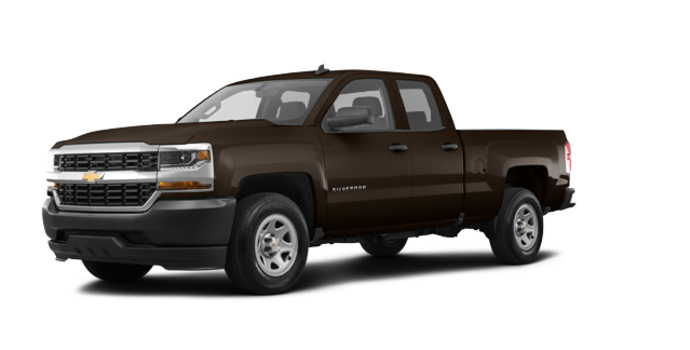 2018 Chevrolet Silverado 1500 WT | Photo 6 | Havana metallic
