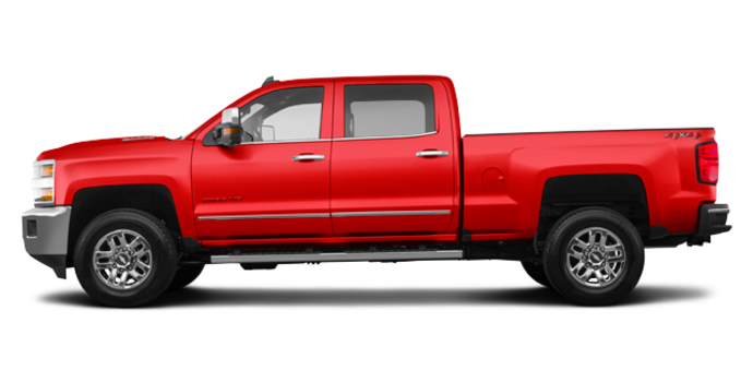 2018 Chevrolet Silverado 2500HD LTZ | Photo 4 | Red Hot
