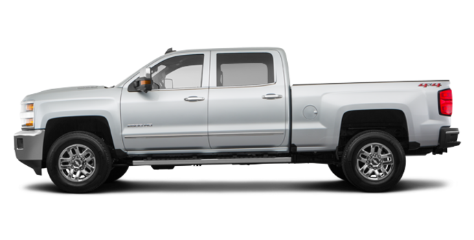 2018 Chevrolet Silverado 2500HD LTZ | Photo 4 | Silver Ice Metallic