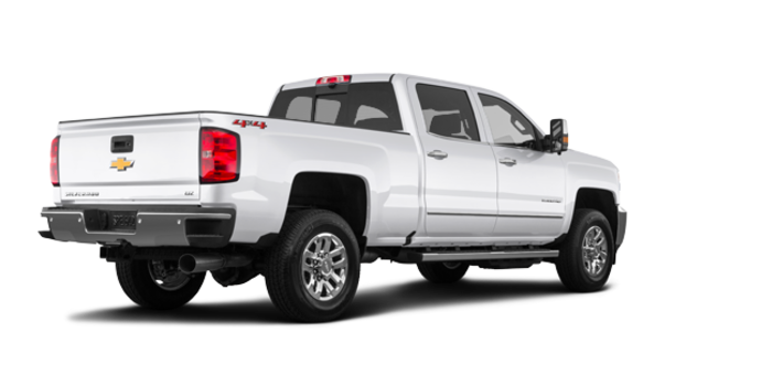2018 Chevrolet Silverado 2500HD LTZ | Photo 5 | Iridescent pearl tricoat
