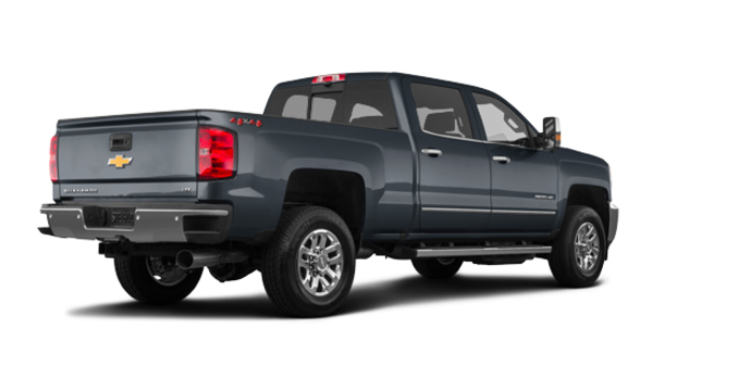 2018 Chevrolet Silverado 2500HD LTZ | Photo 5 | Graphite Metallic