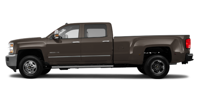 2018 Chevrolet Silverado 3500 HD LTZ | Photo 4 | Havana metallic