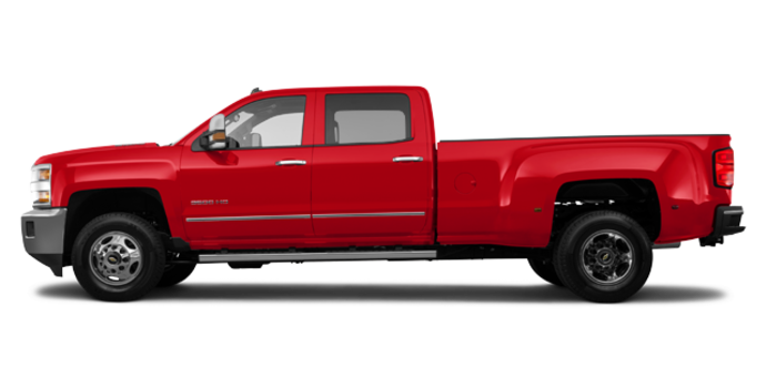 2018 Chevrolet Silverado 3500 HD LTZ | Photo 4 | Red Hot