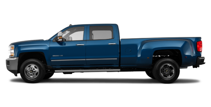2018 Chevrolet Silverado 3500 HD LTZ | Photo 4 | Deep Ocean Blue Metallic
