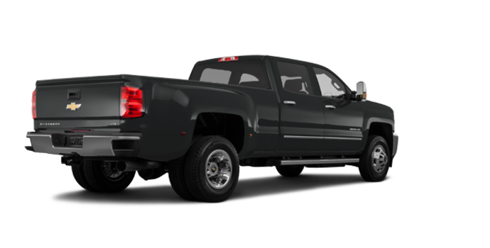 2018 Chevrolet Silverado 3500 HD LTZ | Photo 5 | Graphite Metallic
